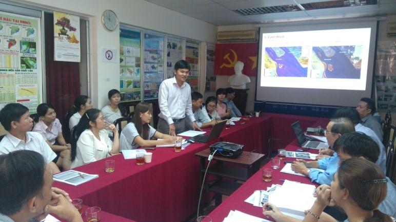 Hội thảo khoa học đề tài nghiên cứu KHCN cấp Bộ