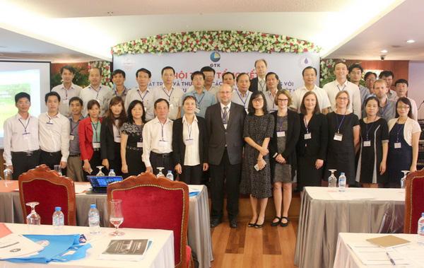 Hội thảo tổng kết dự án VIETADAPT II