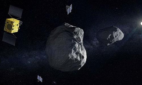 Tàu NASA sắp tấn công tiểu hành tinh đe dọa Trái Đất