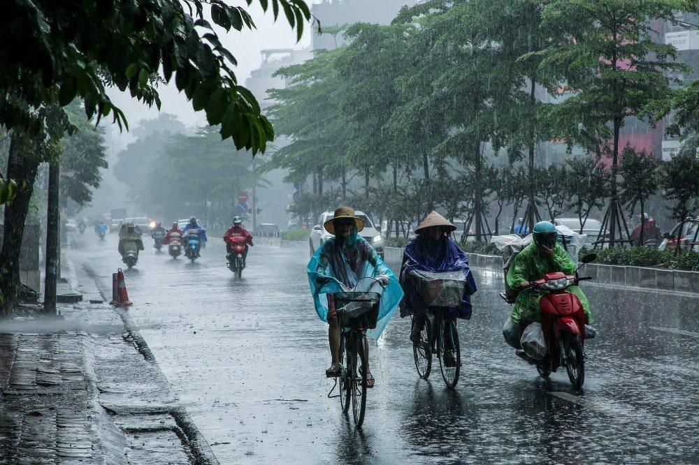 Dự báo thời tiết ngày 13/5: Cảnh báo mưa dông ở Bắc Bộ, Bắc Trung Bộ