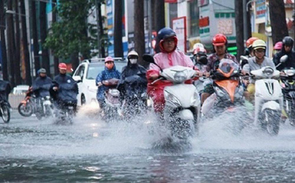 Dự báo thời tiết ngày 15/5: Cẩn trọng với mưa dông về chiều tối và đêm